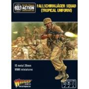 Bolt Action - Fallschirmjager Squad (Tropical Uniform)