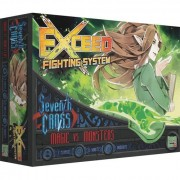 Exceed: Seventh Cross - Magic vs Monsters