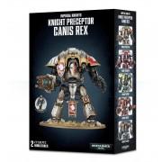 W40K : Imperial Knight - Knight Preceptor Canix Rex