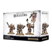 Age of Sigmar : Beasts of Chaos - Warherds Bullgors