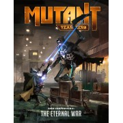 MUTANT: Year Zero Zone Compendium 4 - The Eternal War