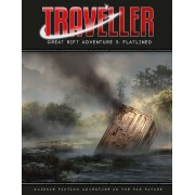 Traveller - Great Rift Adventure 3: Flatlined