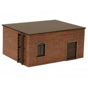 Ziterdes: Apartment House, Clinker Brick Facade