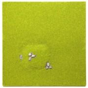 """Ziterdes: MGT """"Quatron"""" 60 x 60cm with Static-Grass"""