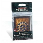Age of Sigmar : Warhammer Underworld - Stormsire's Cursebreakers Sleeves