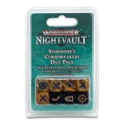 Age of Sigmar : Warhammer Underworld - Stormsire's Cursebreakers Dice Pack