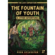The Lost Expedition: The Fontain of Youth & Other Adventures pas cher