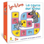 Lou le Loup - La Course aux Bisous pas cher