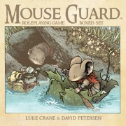 Mouse Guard RPG - Boxed Set pas cher